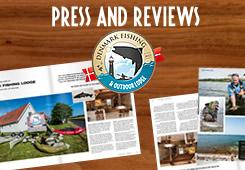 press release sul nostro lodge ed i ns servizi pesca