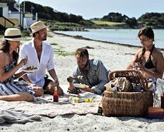 fyn funen outdoor beach
