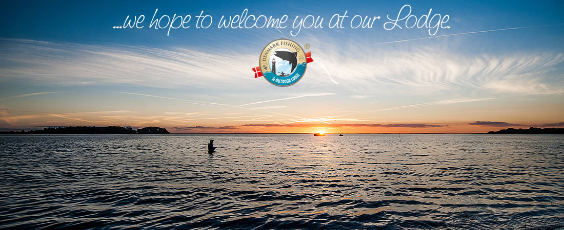 Denmark Fishing Outdoor Lodge sea trout fishing guide fyn