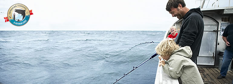 sea fishing in denmark