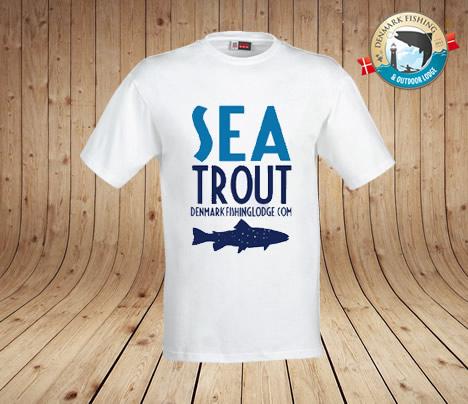 sea trout lodge t-shirt
